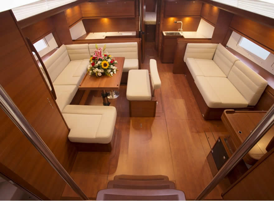 Charter Barche A Vela Dufour 500 Vacanza Egadi