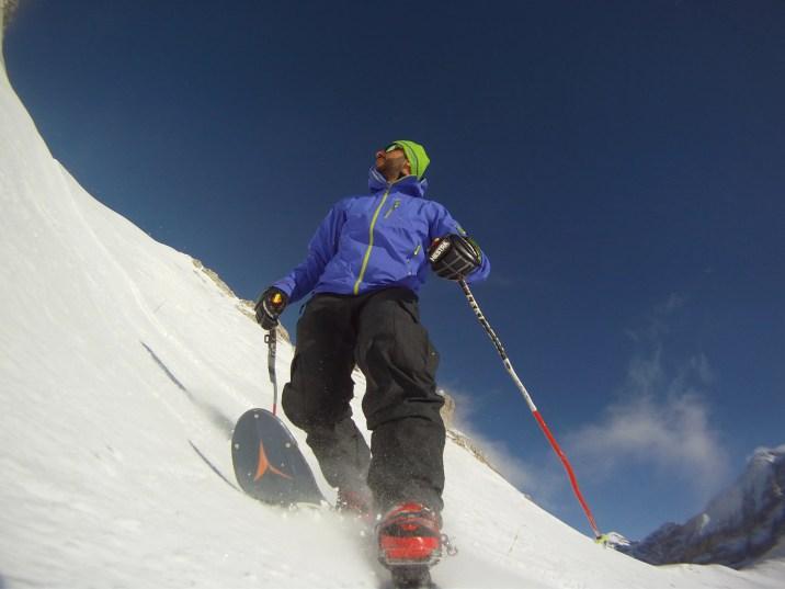 Telemark con Maestro di Sci Freelance - Alta Badia