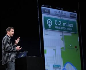 Flop di Apple: le nuove mappe piene di errori