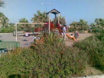 Catania, nuovo parco giochi per bambini