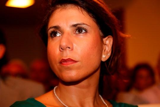 Il deputato Alice Anselmo