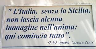 italia senza la sicilia