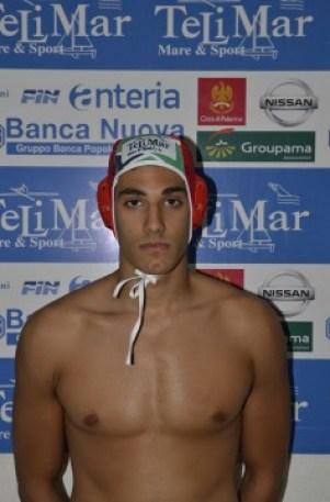 Alessandro Serrentino (portiere Telimar)