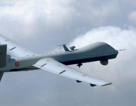 Drone in guerra