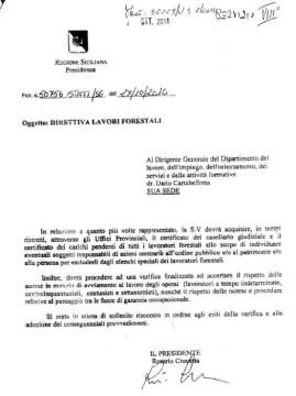 direttiva crocetta1