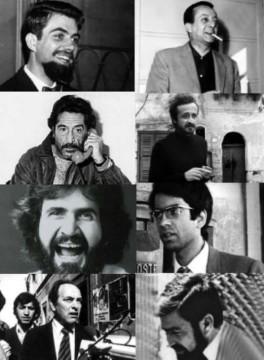 Giornalisti uccisi dalla mafia