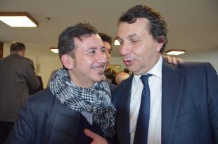 foto Francesco Panasci e Alessandro Albanese
