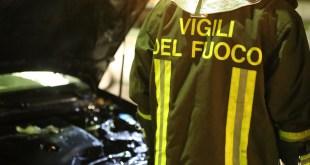 Vigili del fuoco - Piromani - Copyright Panasci 2017