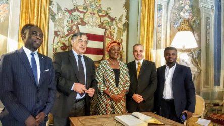 Palermo rapporti internazionali