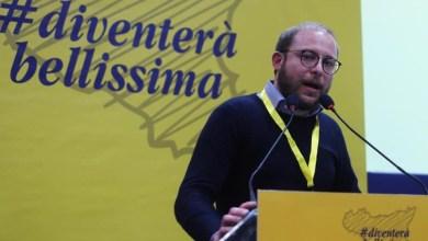 Domenico Bonanno, fondatore del laboratorio culturale e politico 'Tocca a Noi'