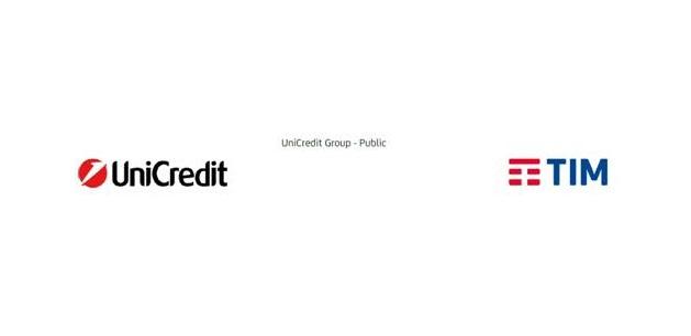 UniCredit e TIM a sostegno della liquidità delle imprese che operano al fianco del Gruppo Tlc