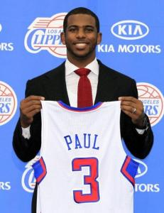 61: la partita speciale di Chris Paul