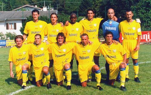 Serie A 2001 2002 il miracolo Chievo 1