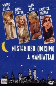 """RECENSIONE  - """"Misterioso omicidio a Manhattan"""""""