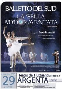 La Bella Addormentata del Balletto del Sud: matrimonio tra tradizione e modernità