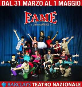 Fame, il musical