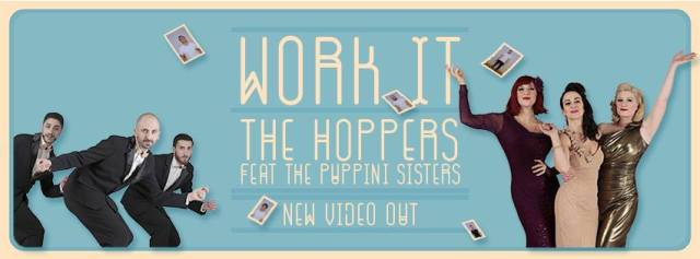 The Hoppers ft. Puppini Sisters 1
