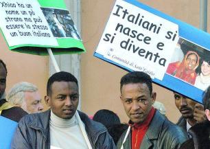 IMMIGRAZIONE:MINORI;CANTANO INNO MAMELI, MA NON SONO ITALIANI
