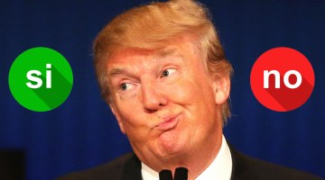 Trump è per il Sì o per il No?