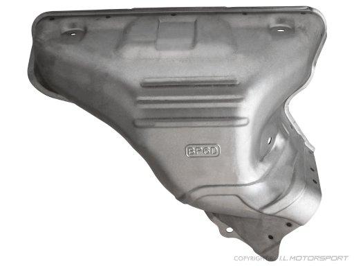 mx 5 nb exhaust heat shield