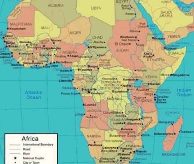 Karakteristik Benua Afrika Lengkap Luas Letak Iklim Ciri