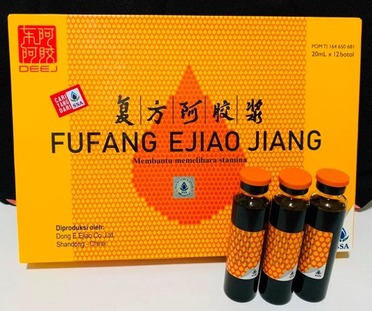 Khasiat Supplement Herbal Fufang Ejiao Jiang