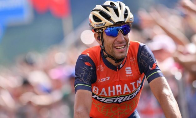 Giro d'Italia: impresa di Nibali sullo Stelvio, vittoria e terzo posto generale!