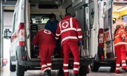 Corinaldo (Ancona): dramma nel viale Raffaello, scontro tra auto, un morto!