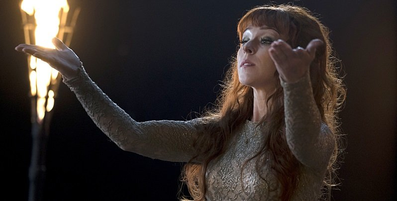 Supernatural 11x09 -- People: Ruth Connell -- © 2015 The CW