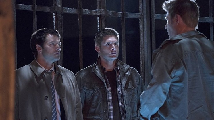 Supernatural 11 anticipazioni 29 giugno 2017 © The CW All Rights Reserved.