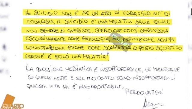 Marco Prato - Le ultime parole | Quarto Grado