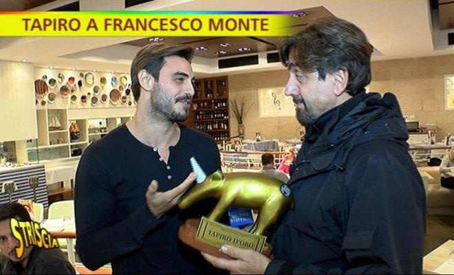Francesco Monte - Striscia la Notizia