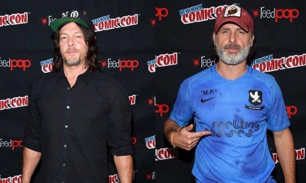 TWD 8: Norman Reedus parla della divisione fra Daryl e Rick | SPOILER