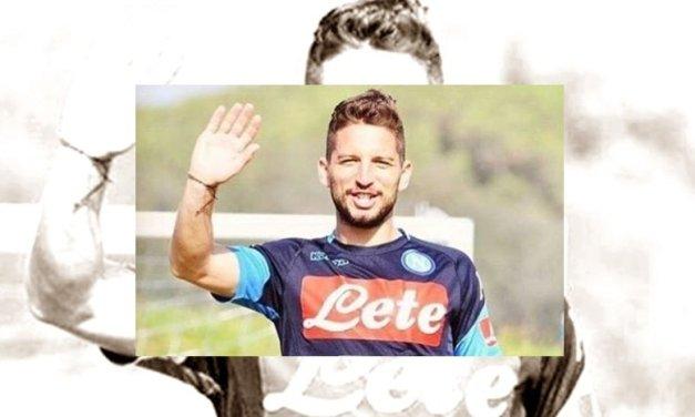 Dries Mertens a 28 milioni di euro è un affare d'oro. Lascerà il Napoli?