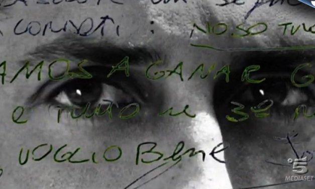 Jeremias Rodriguez: La lettera di Fabrizio Corona al Gf Vip 2 | VIDEO