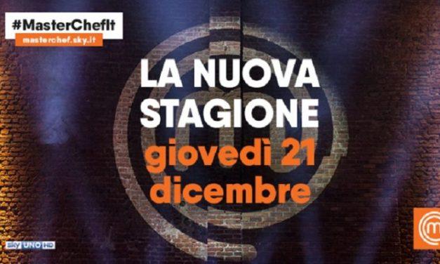 MasterChef Italia 7: Al via la nuova stagione dal 21 dicembre