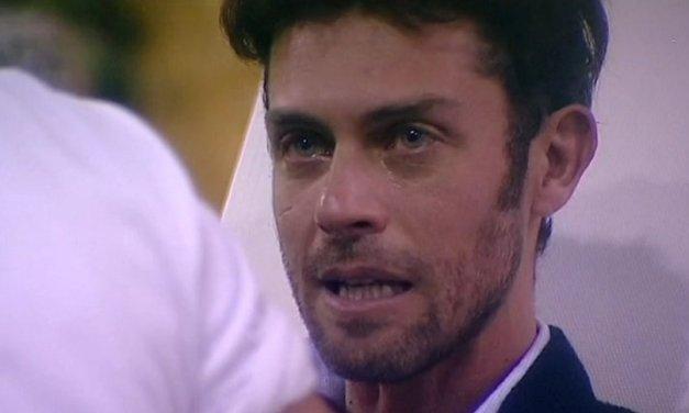Gf Vip 2: Raffaello Tonon in lacrime, ecco perché   VIDEO