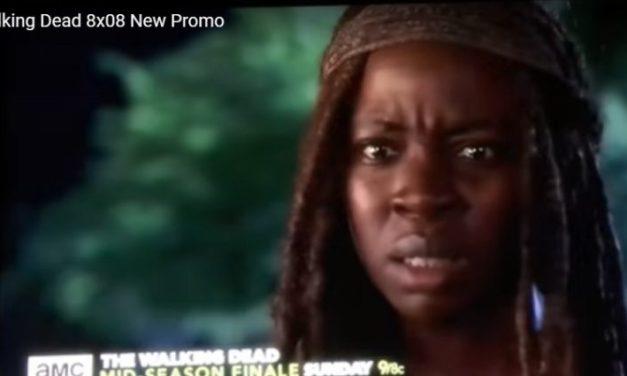 The Walking Dead 8: Le prime scene del finale di metà stagione | VIDEO
