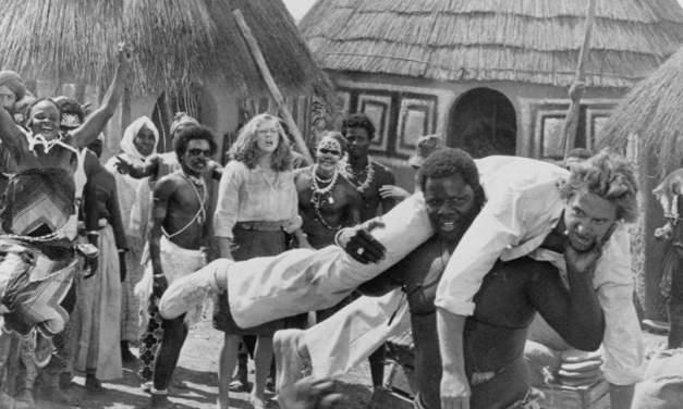 Il gioiello del Nilo, trama e cast del film su Rai 3   1 gennaio