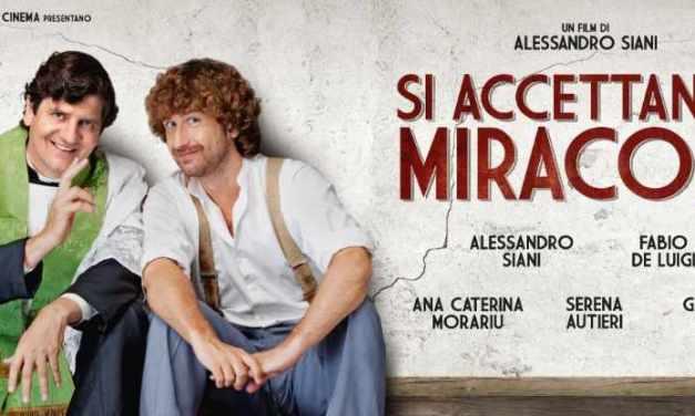 Si accettano miracoli, trama e cast del film su Rai 1 | 20 gennaio