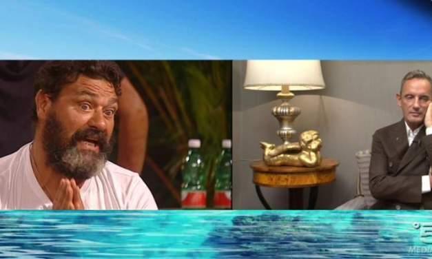 Craig Vs Franco all'Isola dei Famosi 2018: è tutto finto?