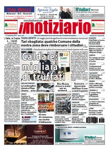 Il notiziario prima pagina