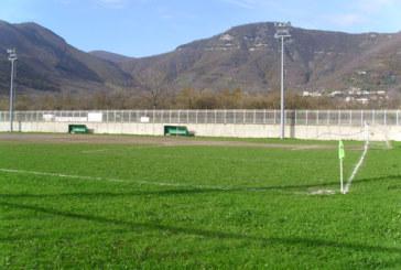 Cambio di campo per la gara tra Torrese e Vastese