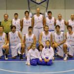 Asd Amici del Basket San Salvo 2012-2013
