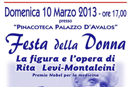 FESTA DELLA DONNA 2013-BRUNETTI X MONTALCINI