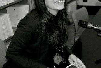 Angela Bubba ai Giovedì Rossettiani