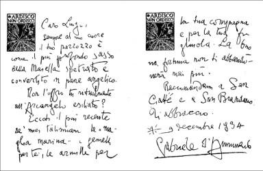 Gabriele D'Annunzio 1