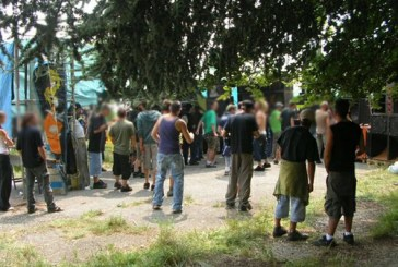 Ad Atessa Rave party non autorizzato, scattano le denunce