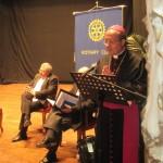 L'intervento di monsignor Bruno Forte