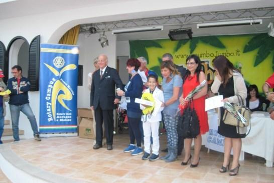 7 - Il vincitore Giulio Fornaro